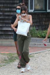 Emily Ratajkowski at a Local Restaurant in the Hamptons 08/13/2020