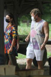 Emily Ratajkowski in the Hamptons 08/29/2020
