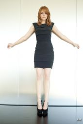 Emma Stone - Photoshoot for Comic Con 2011