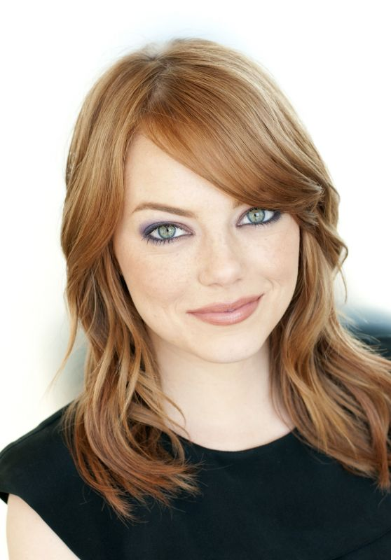 Emma Stone - Photoshoot for Comic Con 2011