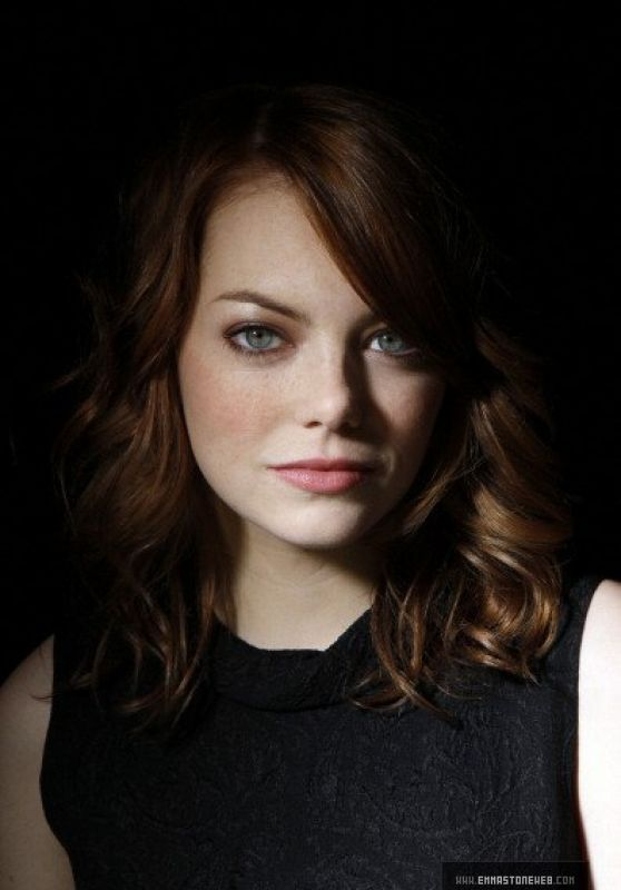 Emma Stone - Photoshoot for LA Times August 2011