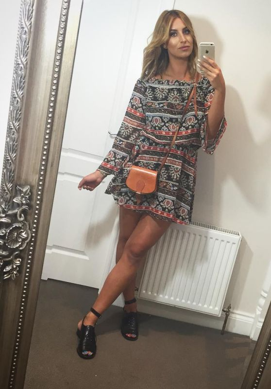 Ferne McCann – Social Media Photos 08/10/2020