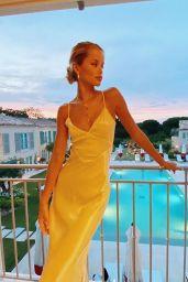 Frida Aasen – Social Media Photos 08/18/2020