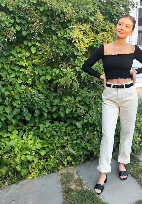 G. Hannelius - Social Media Photos and Videos 08/31/2020