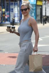 Gemma Atkinson - Out in Bury 08/10/2020