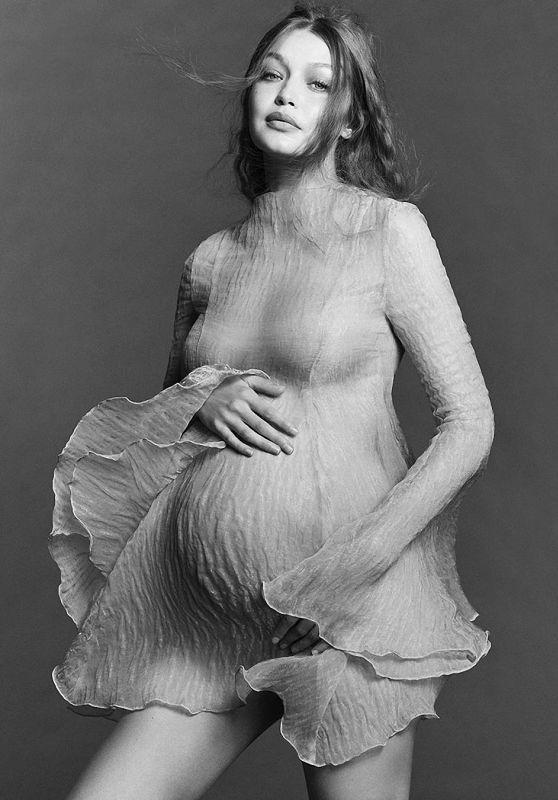 Gigi Hadid - Photoshoot July 2020