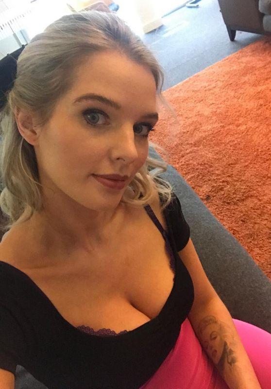 Helen Flanagan - Social Media Photos 08/29/2020