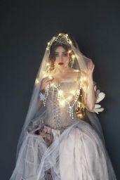 Helena Bonham Carter - Photoshoot for Stella Magazine November 2012