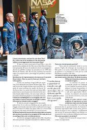 Hilary Swank - Io Donna del Corriere Della Sera 08/08/2020 Issue