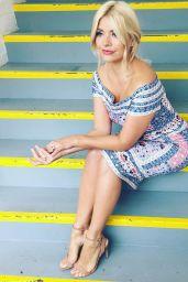Holly Willoughby - Social Media Photos 08/18/2020