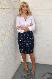 Holly Willoughby - Social Media Photos 08/29/2020