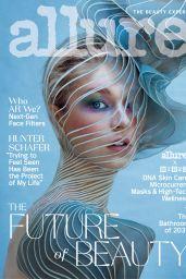 Hunter Schafer - Allure September 2020 Issue