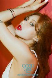 HyunA - Comeback Teaser Photos 2020