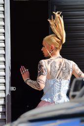 Iggy Azalea - Photoshoot in Los Angeles 08/13/2020