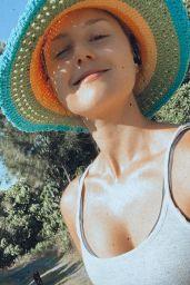 Isabelle Cornish - Social Media Photos 08/06/2020