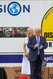 Ivanka Trump - Election 2020 Trump, Mills River 08/24/2020