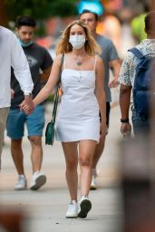 Jennifer Lawrence Summer Street Style 08/28/2020