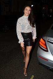 Jess Impiazzi at MNKY HSE Mayfair 08/21/2020