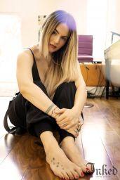 Joanna Jojo Levesque - Inked Magazine August 2020