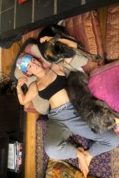 Joanna JoJo Levesque - Social Media Photos 08/06/2020