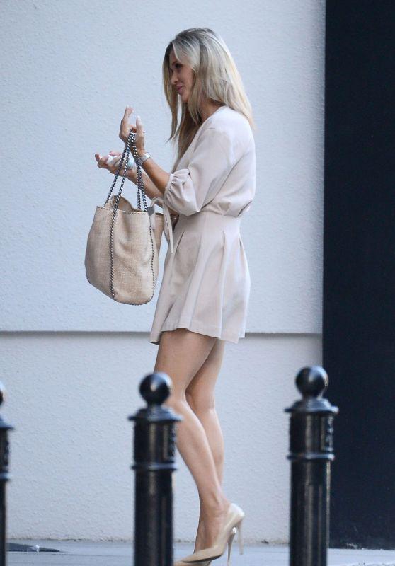 Joanna Krupa - Arriving at Nobu in Warsaw 08/09/2020