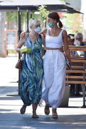 Julianne Hough Summer Street Style 08/28/2020