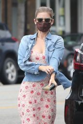 Kate Mara - Out in LA 08/17/2020
