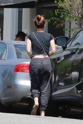Kate Mara - Out in Los Feliz 08/23/2020