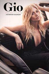 Katherine McNamara - Gio Magazine 2020