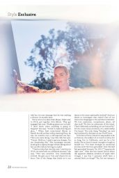 Katy Perry - The Sunday Times Style Magazine 08/02/2020 Issue
