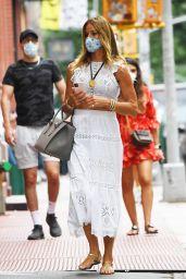 Kelly Bensimon - Out in SoHo, NYC 07/31/2020