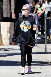 Kelly Osbourne - Exiting Joan