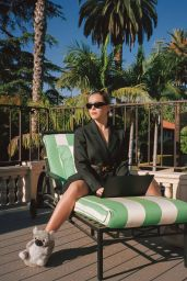 Kiernan Shipka - Photoshoot for InStyle September 2020