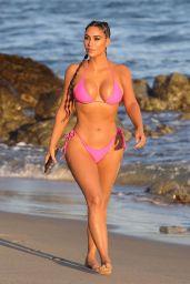 Kim Kardashian - KKW Beauty Photoshoot in Cabo San Lucas 08/23/2020