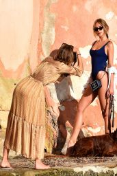 Kimberley Garner - Photoshoot in Saint-Tropez 07/30/2020