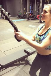 Kirsty Gallacher – Social Media Photos 08/10/2020