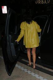 Kourtney Kardashian - Leaving Dinner in Malibu 08/30/2020