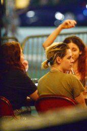 Kristen Stewart - Out to Dinner in LA 08/23/2020