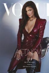 Kylie Jenner - Vogue Magazine Hong Kong August 2020