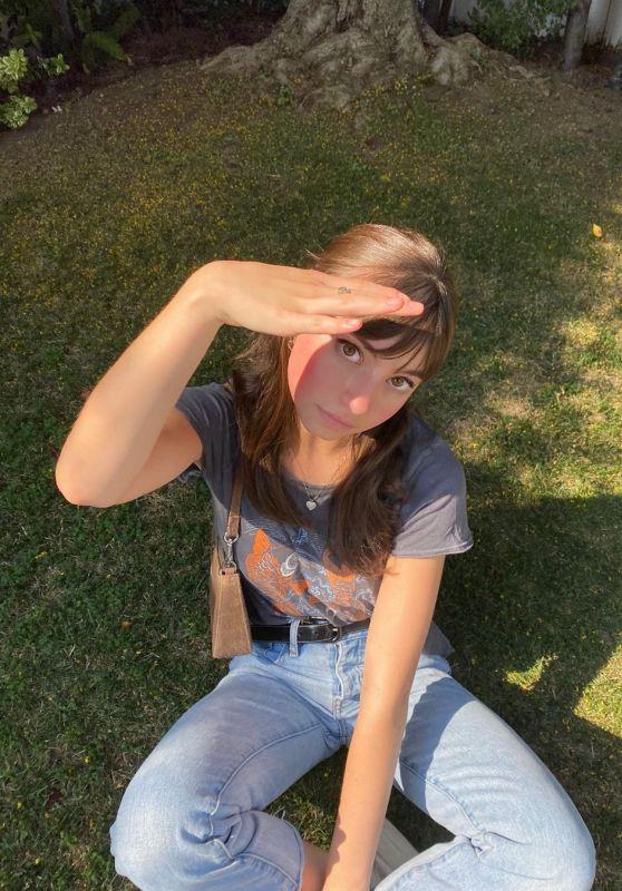 Lauren Donzis - Social Media Photos 08/28/2020
