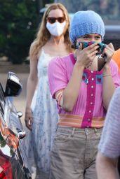Leslie Mann and Judd Apatow at Nobu in Malibu 08/23/2020