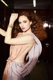 Lily James – Grazia Magazine Italy 02/20/2020 Photos