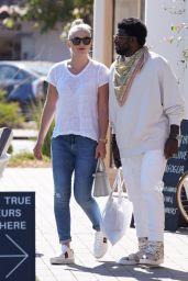 Lindsey Vonn - Shopping in Malibu 08/30/2020