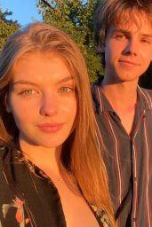 Lyliana Wray - Social Media Photos 08/31/2020