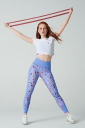 Madelaine Petsch - Fabletics x Madelaine Collection 2020