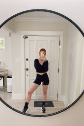 Madelaine Petsch - Social Media Photos and Videos 08/13/2020