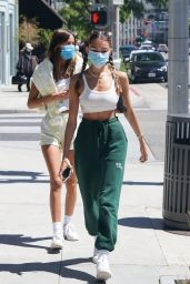 Madison Beer in Casual Outfit - Beverly Hills 08/09/2020
