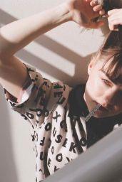 Maisie Williams - Wonderland Magazine Summer 2020 HQ Photos