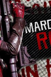 """Margot Robbie - """"The Suicide Squad"""" Promotional Material 2021"""
