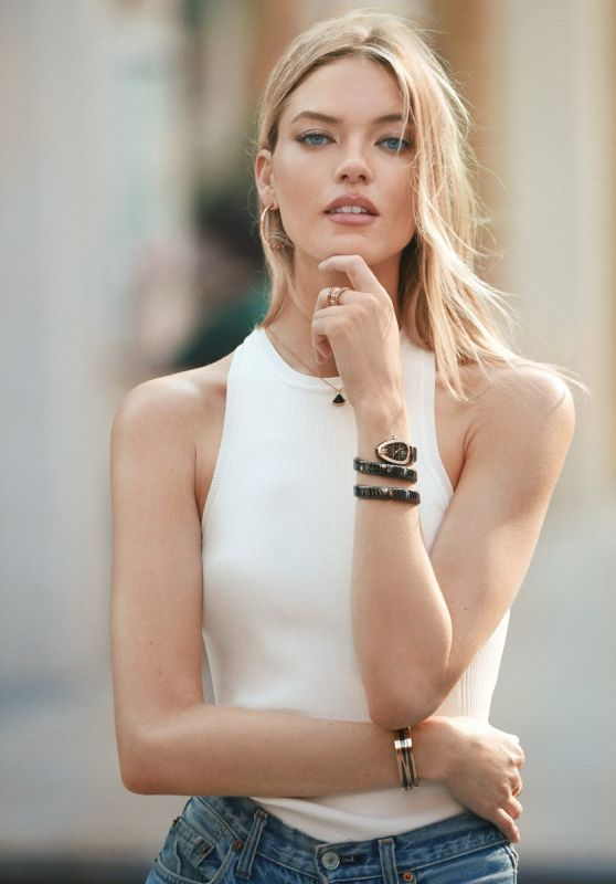 Martha Hunt - Bulgari's Newest Ambassador August 2020